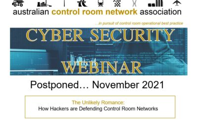 Webinar postponed to November 2021